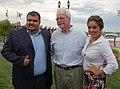 Congressman George Miller, Ruben Esqueda and Marisela Garcia (Club Yahualica) (7729135786).jpg