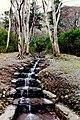 Connemara - Kylemore Abbey - Cascading stream - geograph.org.uk - 1623316.jpg