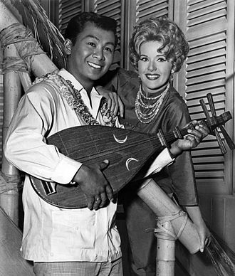 Poncie Ponce - Ponce and Connie Stevens, 1961.