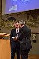 ConsMunich Botschafter Murphy mit Prof. Bernd Huber (8099467512).jpg
