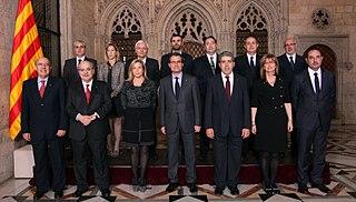 Second Mas Government