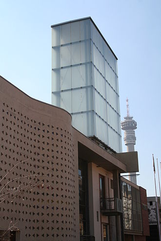 Constitutional Court of South Africa - Constitutional Court building