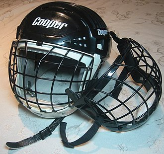 Cooper Canada - The Cooper XL7 hockey helmet, formerly used in the NHL and derided as unsafe, is now prized by collectors.