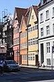 Copenhagen, case nei pressi del Giardino Reale - panoramio.jpg