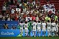 Coréia do Sul x México - Futebol masculino - Olimpíada Rio 2016 (28794437282).jpg