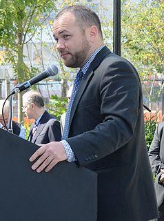 Corey Johnson (politician) American politician