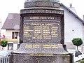 Cornimont monument aux morts 03 20070703 France Vosges Misson Didier.JPG