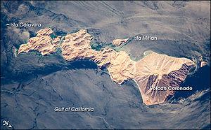 Isla Coronado - Coronado Island and the Gulf of California, Mexico