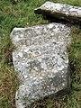 Corrugated rock at Dyffryn Syfynwy - geograph.org.uk - 476855.jpg