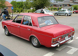 1970 Ford Cortina Mark II