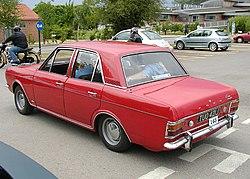 1970 Ford Cortina Mark II
