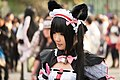 Cosplayer of Chocola, Nekopara at CWT39 20150228b.jpg