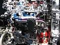 Coupe moteur, mondial auto Paris 2008.jpg