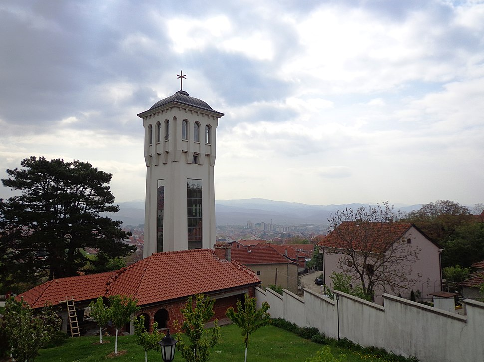 Crkva Sv. Nikole, Vranje4