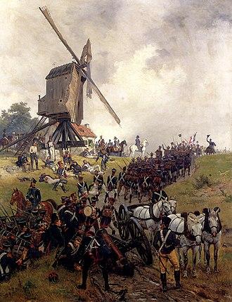 Battle of Ligny - Franklin