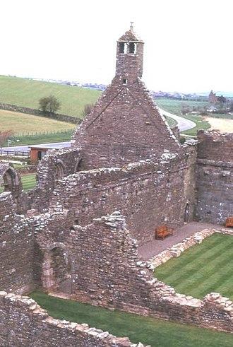 Crossraguel Abbey - Crossraguel Abbey ruins