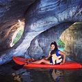 Cuevas de mármol, patrimonio nacional de Chile..jpg