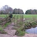 Cullompton Mill Leat Walk - geograph.org.uk - 1097206.jpg