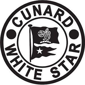 Cunard-White Star Line - Image: Cunard White Star Line Logo