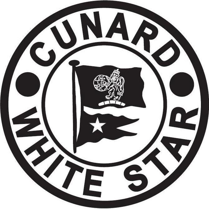 Cunard White Star Line Logo