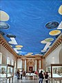 Cy Twombly Ceiling at Louvre Salle des Bronzes.jpg