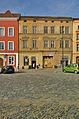 Dům U zlatého kříže, U žlutého lva, čp. 54, Dolní náměstí, Olomouc.jpg