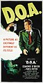 D.O.A. (1950 poster - three-sheet).jpg