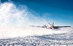 DC-3 in Antarctica (15169412021).jpg