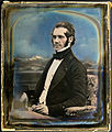 Daguerreotype portrait of a man dated 1 September 1849 (14116722134).jpg