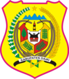 Official seal of Dairi Regency