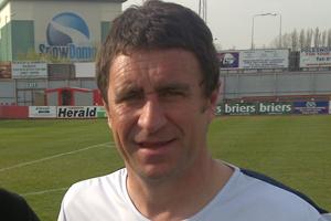 Liam Daish - Daish in 2010
