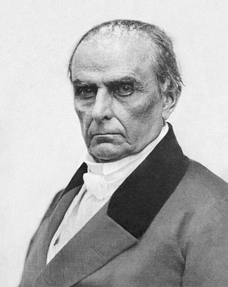 Crimes Act of 1825 - Representative Daniel Webster sponsored the Crimes Act of 1825.