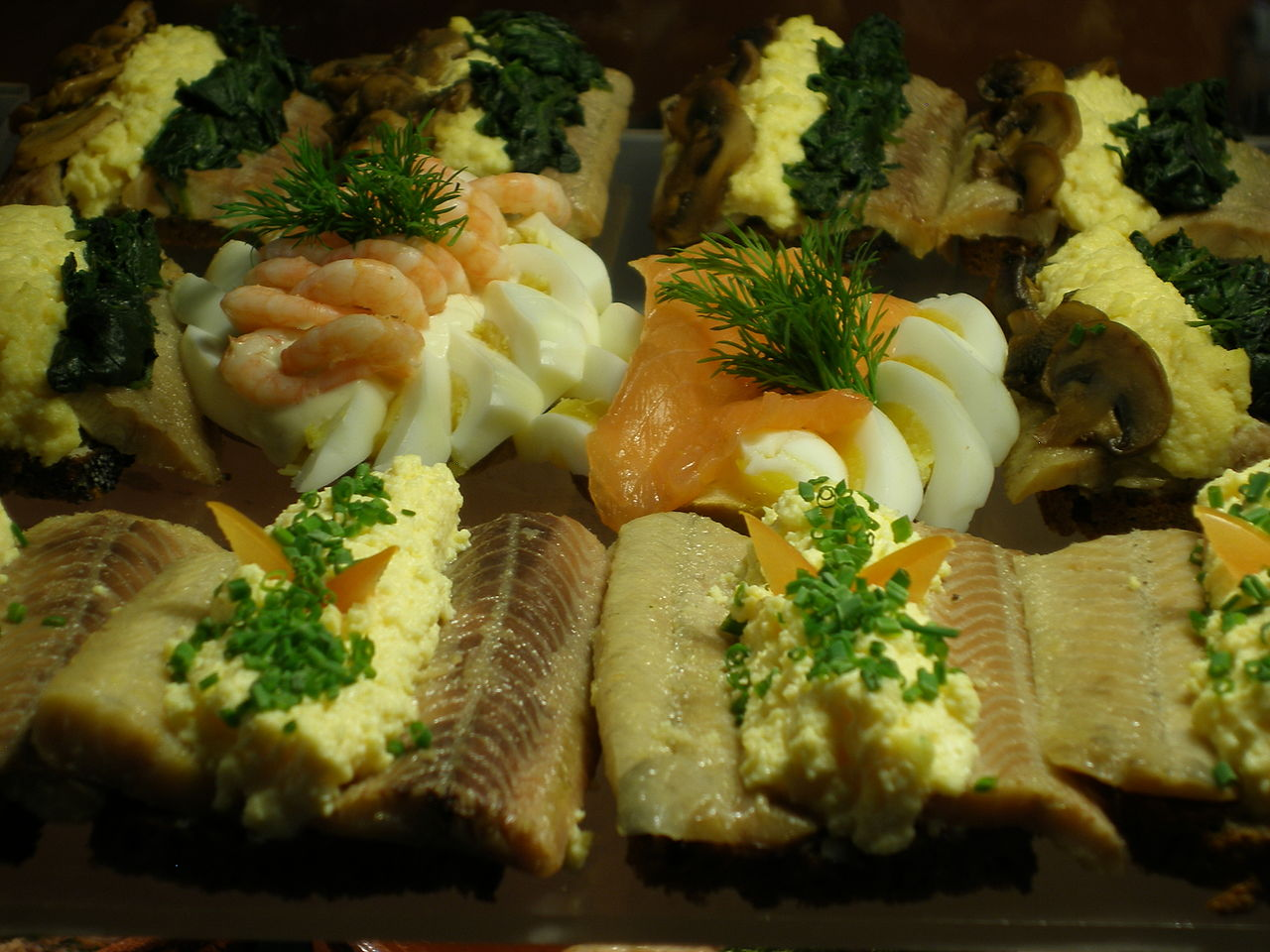 David S Seafood Kitchen Menu