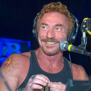 English: Danny Bonaduce at Key Club in Los Ang...