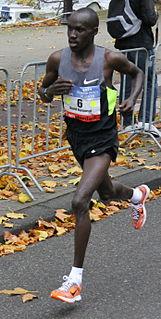 David Barmasai Tumo Kenyan long-distance runner
