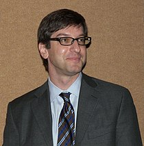 David Laibson, professor of economics at Harvard University David laibson 2007.jpg