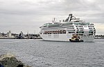 Dawn Princess, Fremantle, 2016 (12).JPG