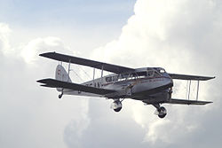 De Havilland Dragon Sywell 2006.jpg