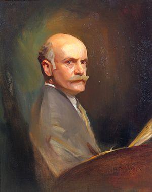 Philip de László - Self-portrait