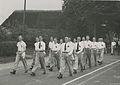 """De groep van de """"Politie Sportvereeniging Utrecht"""" onder leiding van de heer J. – F41008 – KNBLO.jpg"""