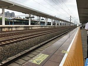 De'an Railway Station - Image: Dean Railway Station Jiangxi 2