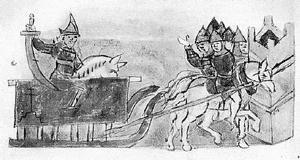 Yaropolk Izyaslavich - Image: Death of St Yaropolk