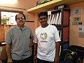 Deepak S Bhatia and Indrajit Das 03.jpg