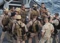 Defense.gov News Photo 110101-N-3415O-032 - U.S. Navy sailors assigned to a visit board search and seizure team and Coast Guardsmen assigned to the Coast Guard Law Enforcement Detachment.jpg