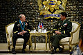 Defense.gov News Photo 120604-D-VO565-004 - Chief of Staff Armed Forces of the Philippines Lt. Gen. Jessie Dellosa right and Chairman of the Joint Chiefs of Staff Gen. Martin E. Dempsey meet at.jpg