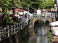 Delft - voetgangersbrug Waagsteeg.jpg