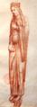 Dessin de la statue-colonne de la Reine de Saba de l'abbatiale de Saint-Denis.png