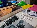 Detalle de libros y folletería suministrada por la organización.jpg