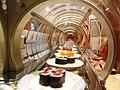 Detalle del Interior del Kaiten Sushi (3259312670).jpg