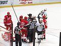 Detroit Red Wings vs. Pittsburgh Penguins, Joe Louis Arena, Detroit, Michigan (21677799586).jpg